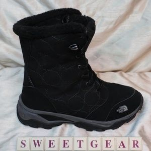North Face Bella Alta lace-up boot